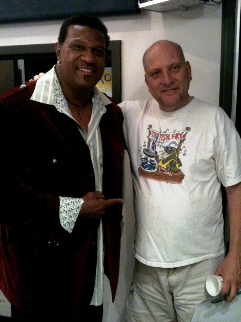Chubby Carrier with Chuck Haddix