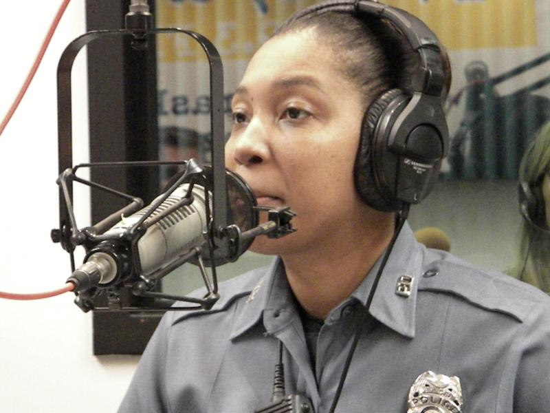 Kansas City, Mo. Police Officer Nicole Wright
