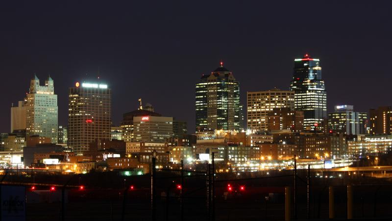 Kansas City, Mo., skyline