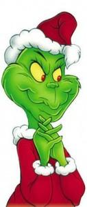 The Grinch will be available for photos at the City Market Saturday.