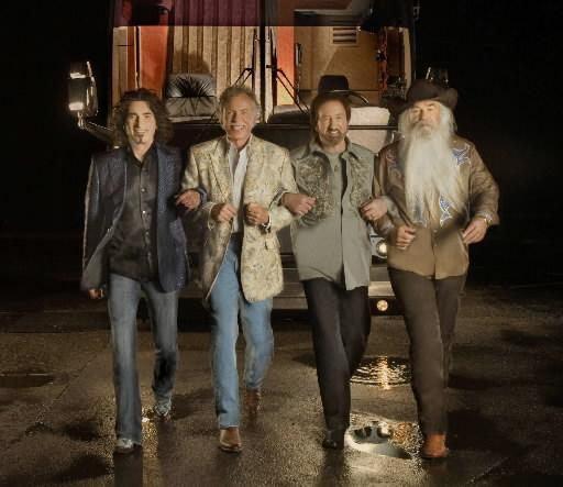 The Oak Ridge Boys perform Friday evening at the Uptown Theater