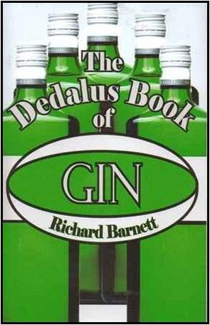 The Book of Gin by Richard Barnett
