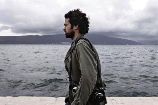 Paul (Romain Duris) takes a dead man's identity and heads to Croatia in 'The Big Picture.'