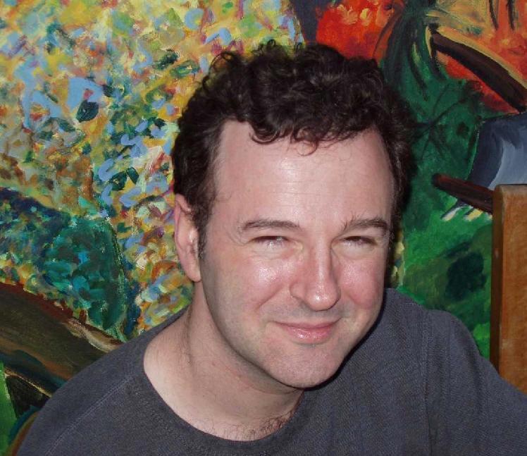 Poet Tony Barnstone
