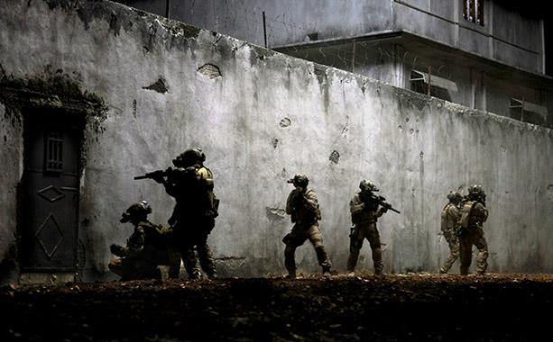 Scene from 'Zero Dark Thirty.'