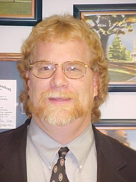 Missouri State University Political Science Professor George Connor