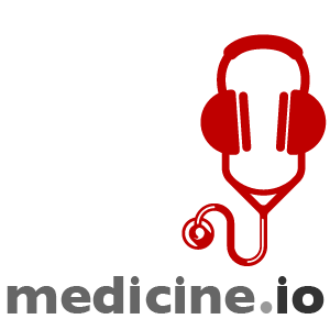 Children's Mercy infectious disease specialist Dr. Jason Newland and KU medical student Josh Herigon host the weekly podcast , medicine.io,
