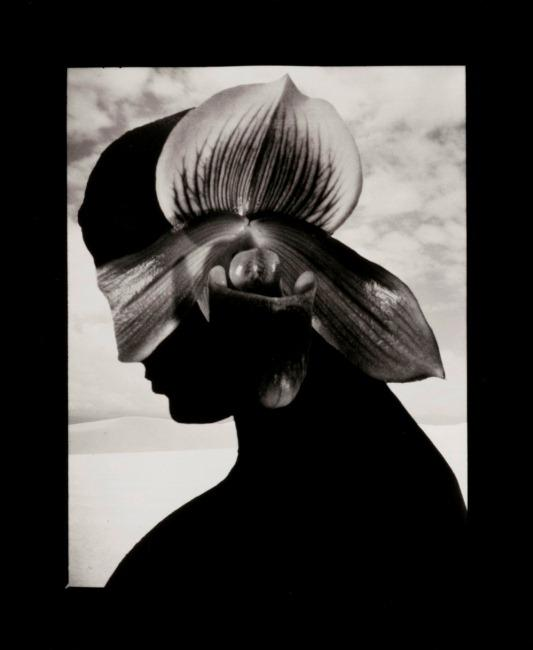 ). Señora Flora, New Mexico, 1986, from the series Views from the Shoreline.