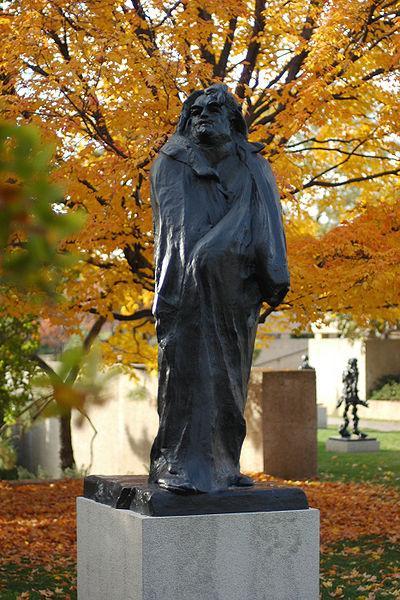Monument to Balzac, 1897