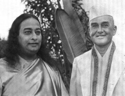 Paramahansa Yogananda and James J Lynn