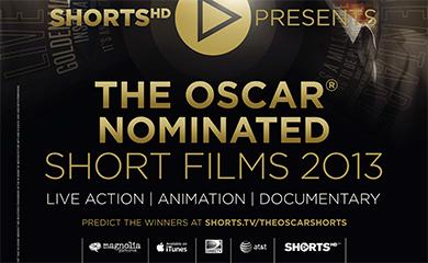 Oscar-nominated shorts