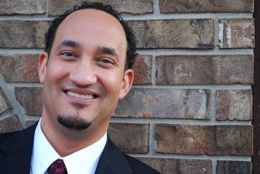KCK mayoral candidate Cordell Meeks III