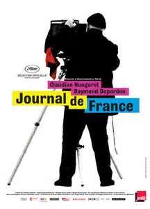 "The amazing career of filmmaker Raymond Depardon in ""Journal de France"""