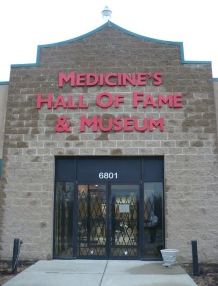 The museum, featuring over 5,000 artifacts from Dr. Hodges' collection, is at 6801 Hedge Lane Terrace in Shawnee, Kansas. It opens later this month.