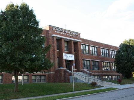 St. Mary's High School in  Independence will close after this year. It's been around for 160 years.