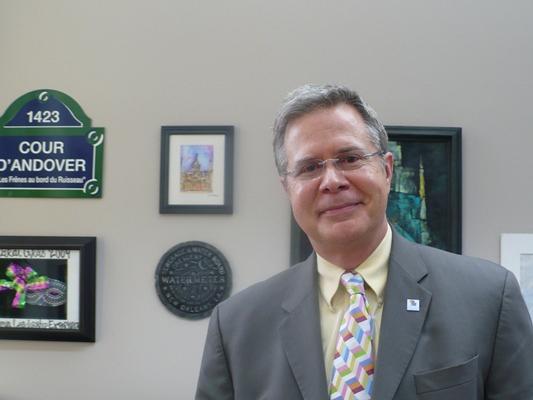 Provost Jeffrey Vitter