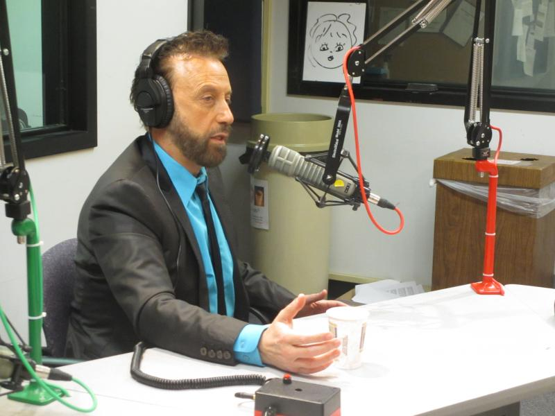 Yakov Smirnoff talks with Steve Kraske on Up to Date.