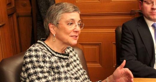 enate President Susan Wagle (R-Wichita).
