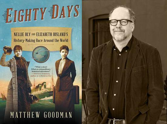 Eighty Days by Matthew Goodman
