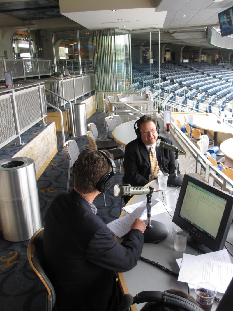 Steve Kraske chatted with Kevin Uhlich, the Royals' senior vice president for business operations