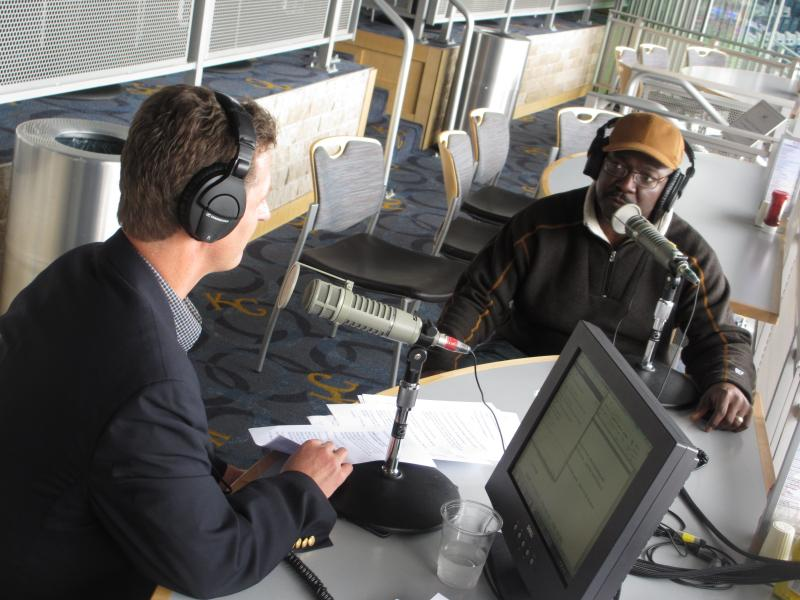 Steve Kraske talked with Bob Kendrick, who heads the Negro Leagues Baseball Museum.