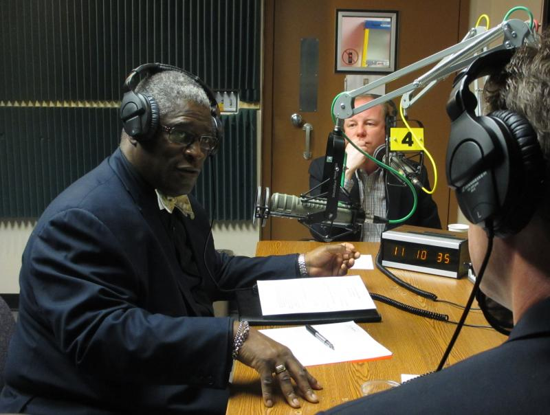 Mayors Sly James and Joe Reardon speak with Steve Kraske on Up to Date.