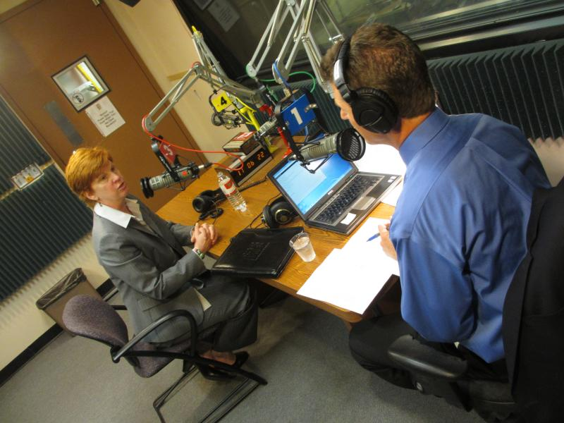 League of Women voter President Elisabeth MacNamara talks with Steve Kraske on Up to Date.