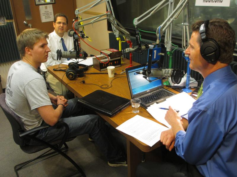 Tom Medlock talks with Nick and Steve Kraske on Up to Date.