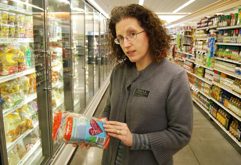 Eliminating certain foods from a diet can be risky, says Paula Vandelicht, a nutritionist at a Hy-Vee grocery store in Columbia, Mo. Among other things, she advises customers about the shortcomings of a gluten-free diet.