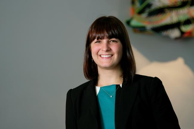 Erin Dziedzic, curator and head of adult programs at the Kemper Museum of Contemporary Art.
