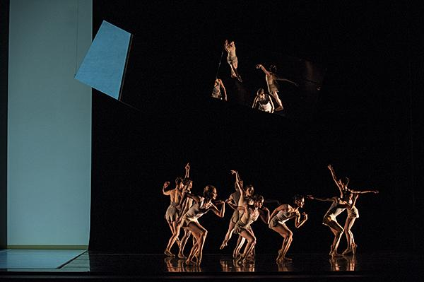 Choreographer Karole Armitage was inspired by the painting of the 20th-century American artist, Jackson Pollock.