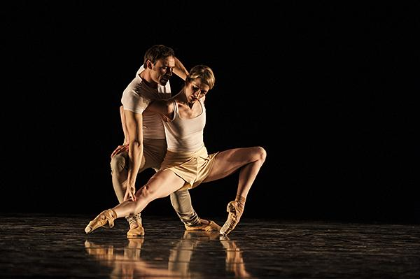 Anthony Krutzkamp and Rachel Coats perform in the Kansas City Ballet's final program of the season.