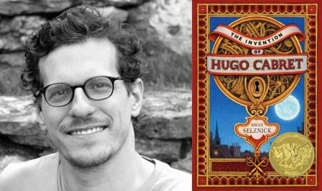 Brian Selznick, author of The Invention of Hugo Cabret