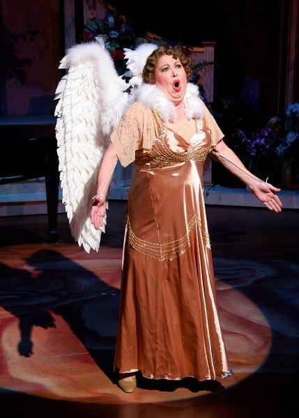 Deb Bluford in 'Glorious' (2009-2010 season)