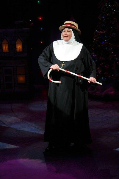 Deb Bluford has appeared in a number of American Heartland Theatre productions through the years, including 'Nuncrackers' (2011-2012 season)