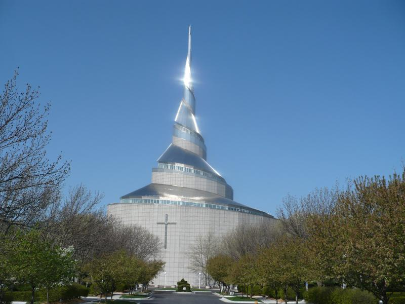 Community of Christ Temple in Independence, Mo.