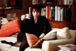 """Kristin Scott Thomas rapt by writing in """"In the House"""""""