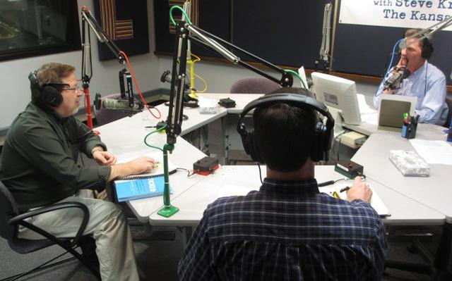 James Fussell and Jeff Matovic speak with Steve Kraske about Tourette's syndrome.