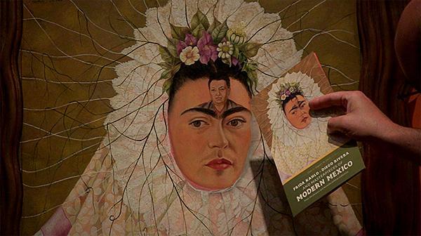 Diego en mi pensamiento (Diego on My Mind), 1943. Oil on Masonite.
