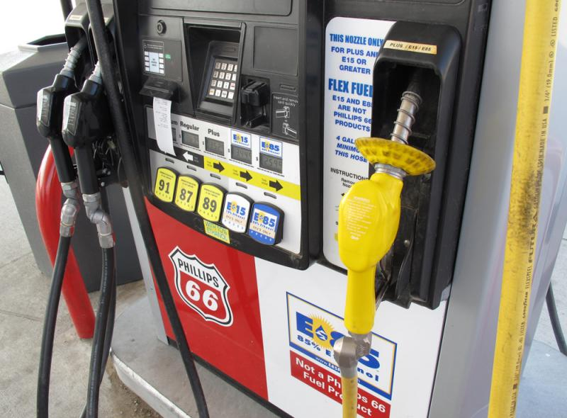 E85 Gas Stations >> Why E85 Is The Cheapest Gas At The Pump | KCUR