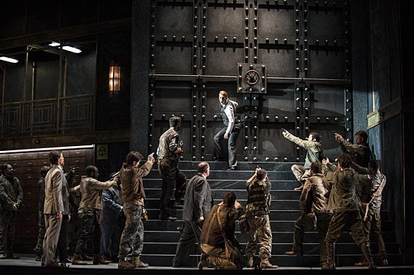 When the Capulets reject all possibility of peace, a fierce Joyce DiDonato, as Romeo, accepts their challenge of war.