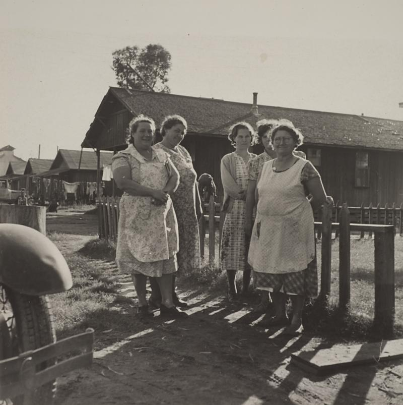 On the Mineral King Cooperative Farm, Tulare County, CA, 1938