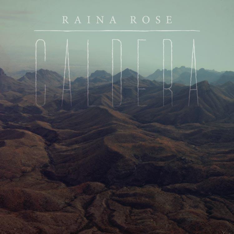 'Caldera' album cover