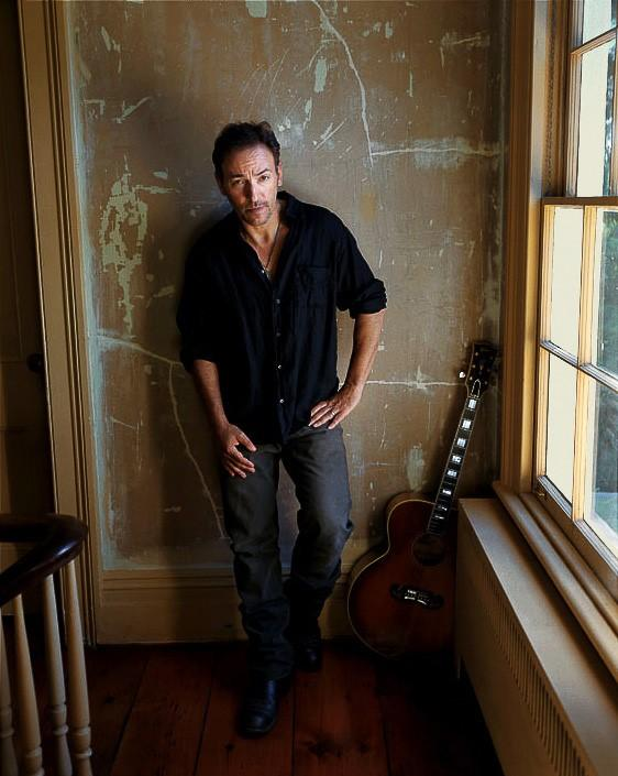 American musician and singer-songwriter, Bruce Springsteen.