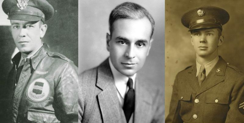 Laurence Sickman, Paul Gardner and James Reeds were all Kansas City Monuments Men.