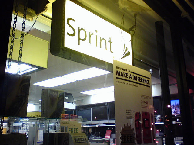 SoftBank planned to merge Sprint with T-Mobile in 2014, but U.S. anti-trust regulators halted the proposal.