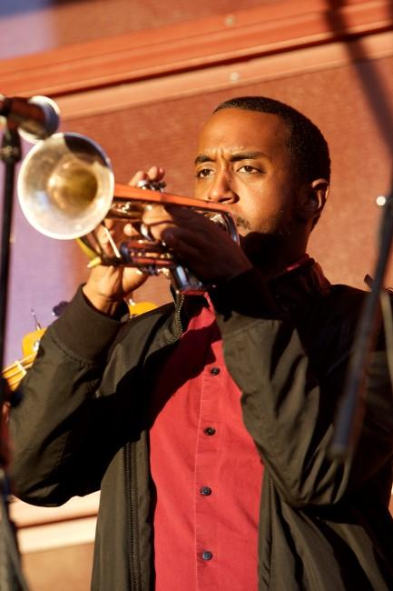 Musician Hermon Mehari is a core member of the group called Diverse.