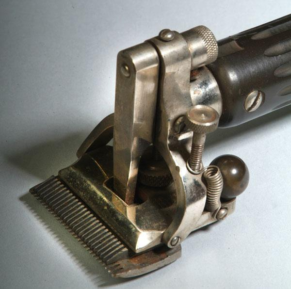 Samuel M. Coffman & G. W. Moore Hair Clippers.
