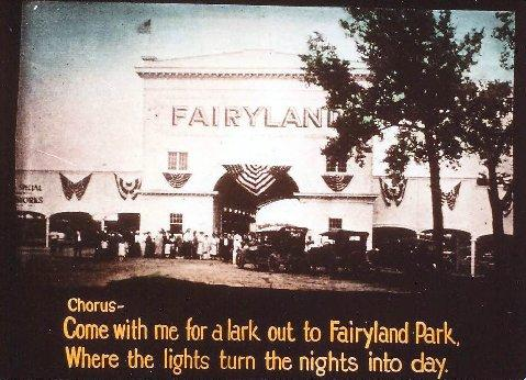 "National and local bands made ""Fairyland Park And You"" a local standard."