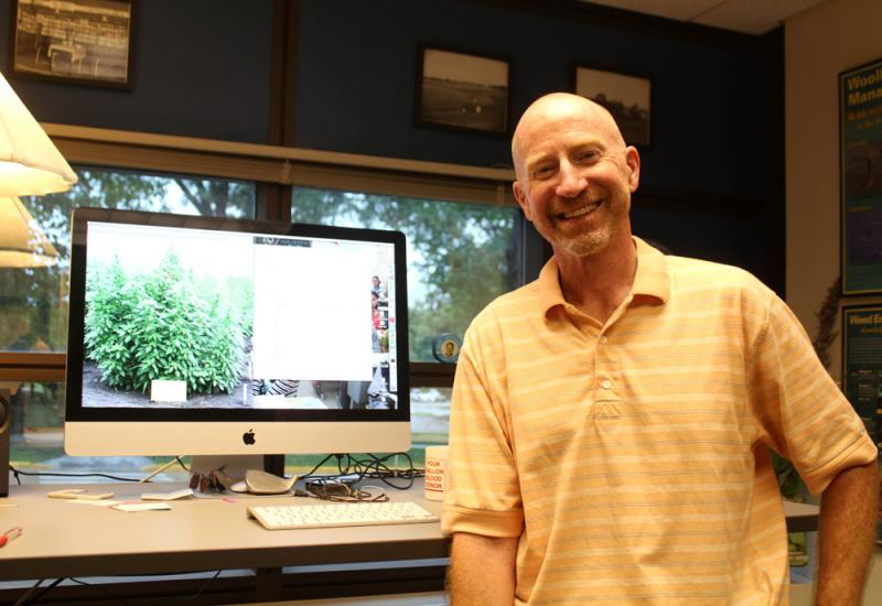 Iowa State University Weed scientist Bob Hartlzer says farmers are taking the threat of Palmer amaranth seriously.